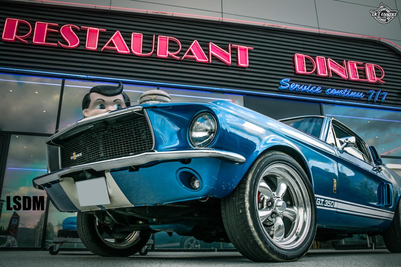 Ford Mustang Fastback '67 - Appelez la Alice... 29