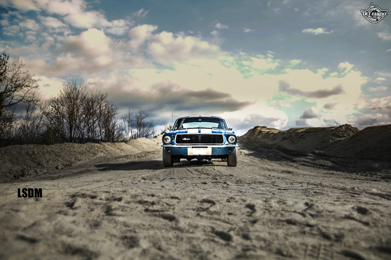 Ford Mustang Fastback '67 - Appelez la Alice... 26