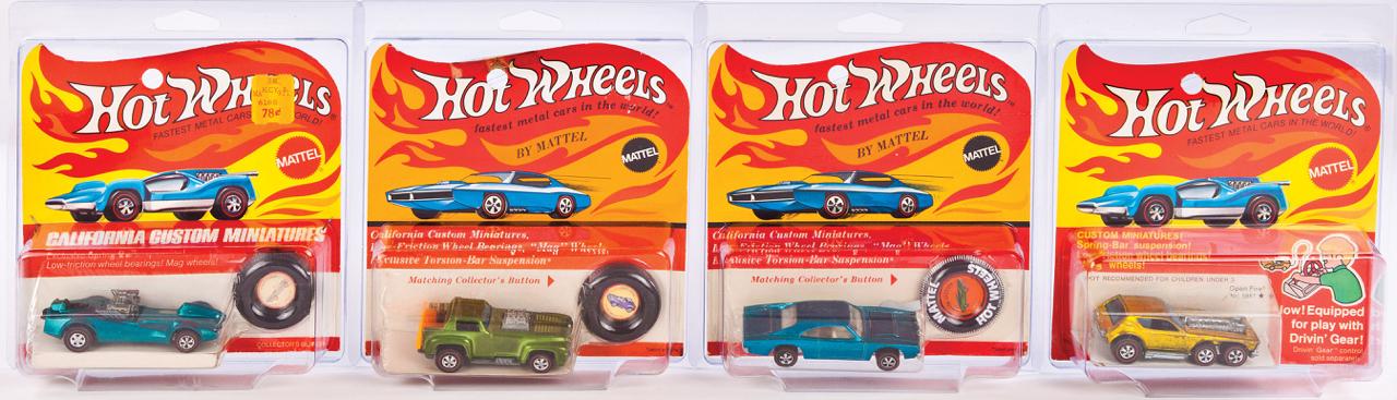 Evolution of Hot Wheels - Pour les grands enfants ! 26