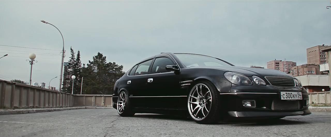 Lexus GS300 Turbo... Dévergondée ! 15