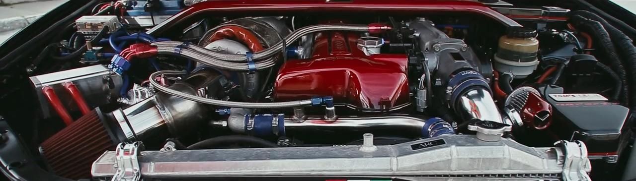 Lexus GS300 Turbo... Dévergondée ! 16