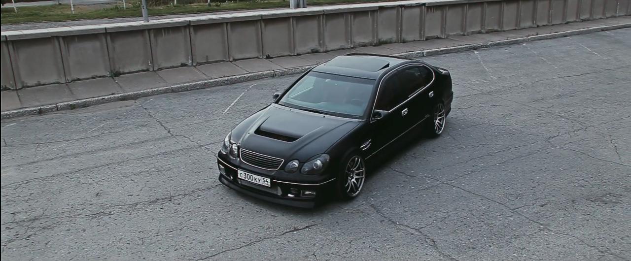 Lexus GS300 Turbo... Dévergondée ! 18