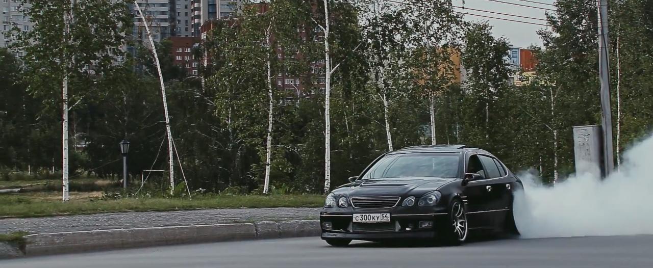 Lexus GS300 Turbo... Dévergondée ! 21