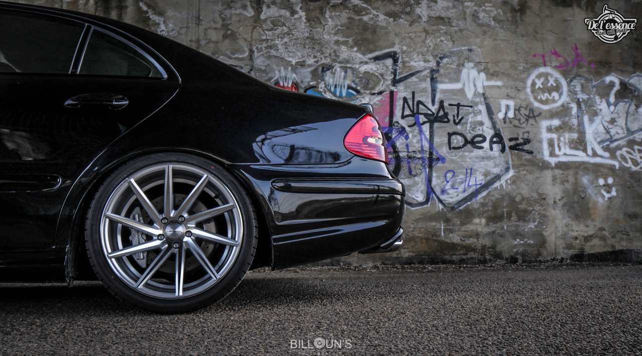 Mercedes E55 AMG Medacar - Décollage dans 5... 4... 3... 2... 27