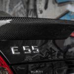 Mercedes E55 AMG Medacar - Décollage dans 5... 4... 3... 2... 22