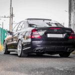 Mercedes E55 AMG Medacar - Décollage dans 5... 4... 3... 2... 21