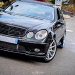 Mercedes E55 AMG Medacar - Décollage dans 5... 4... 3... 2... 14