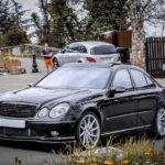 Mercedes E55 AMG Medacar - Décollage dans 5... 4... 3... 2... 13