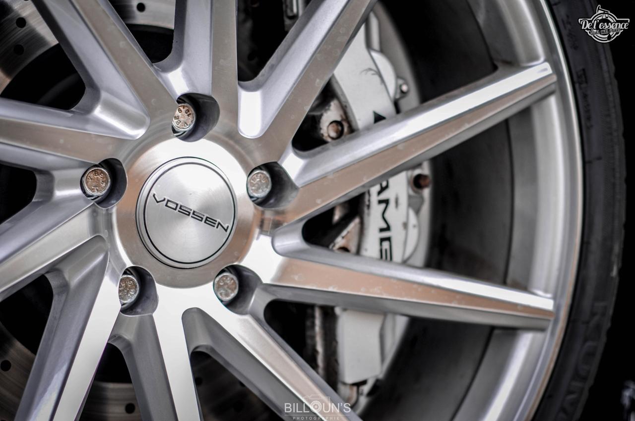 Mercedes E55 AMG Medacar - Décollage dans 5... 4... 3... 2... 11