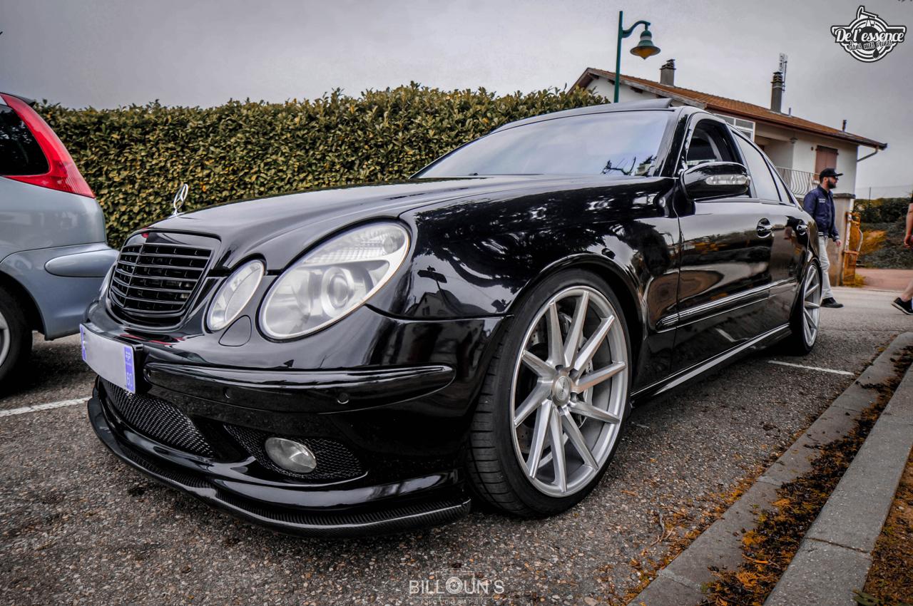 Mercedes E55 AMG Medacar - Décollage dans 5... 4... 3... 2... 1