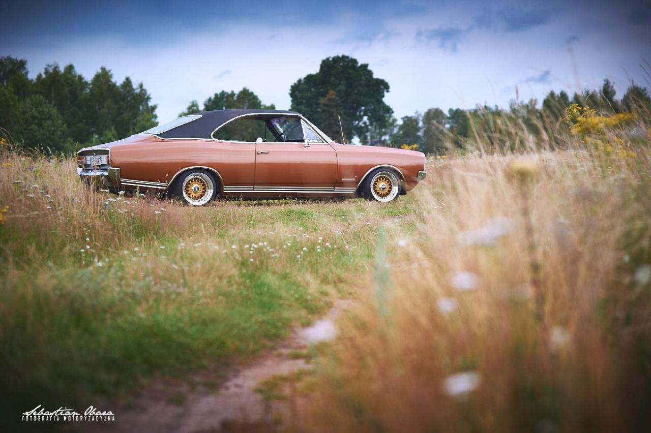 '70 Opel Commodore GS/E coupé... Amélioré ! 3