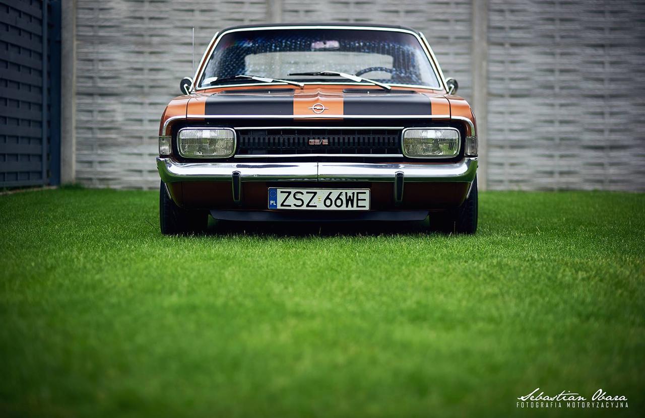 '70 Opel Commodore GS/E coupé... Amélioré ! 28