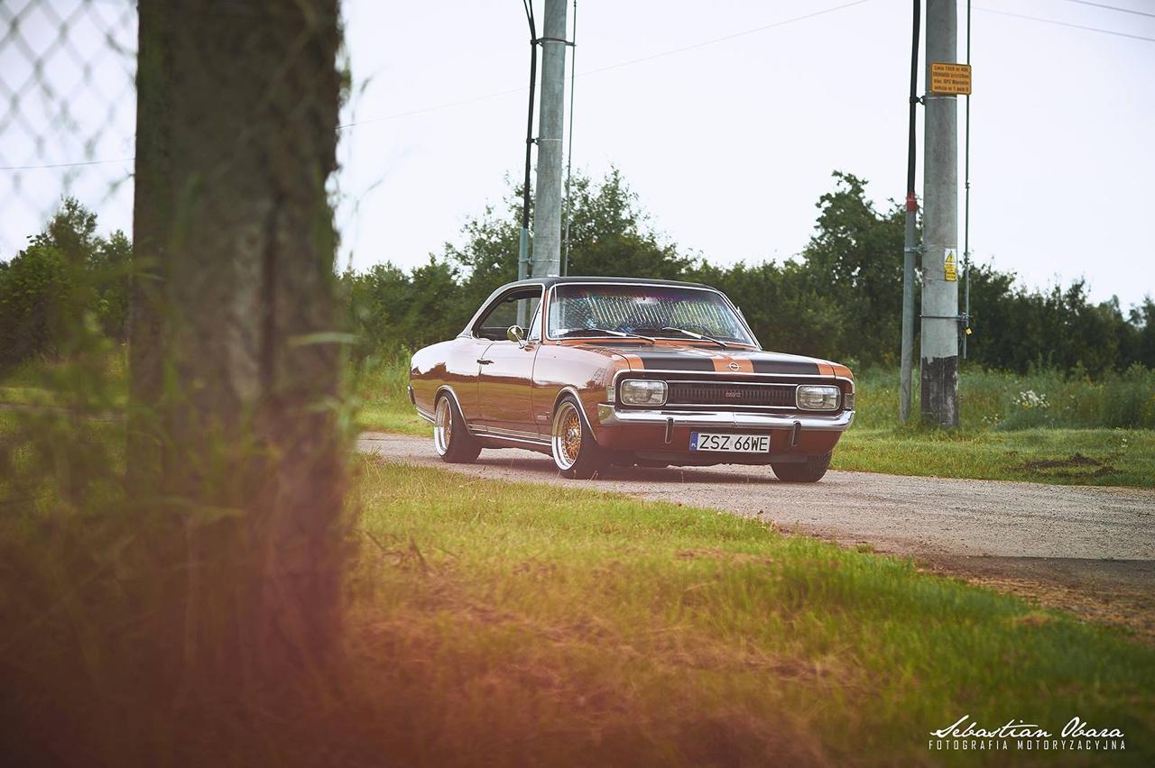 '70 Opel Commodore GS/E coupé... Amélioré ! 5