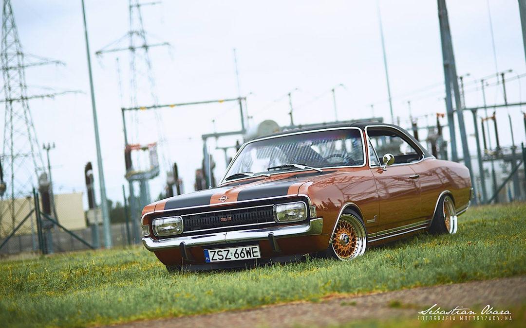 '70 Opel Commodore GS/E coupé… Amélioré !