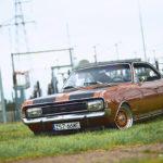 '70 Opel Commodore GS/E coupé... Amélioré !