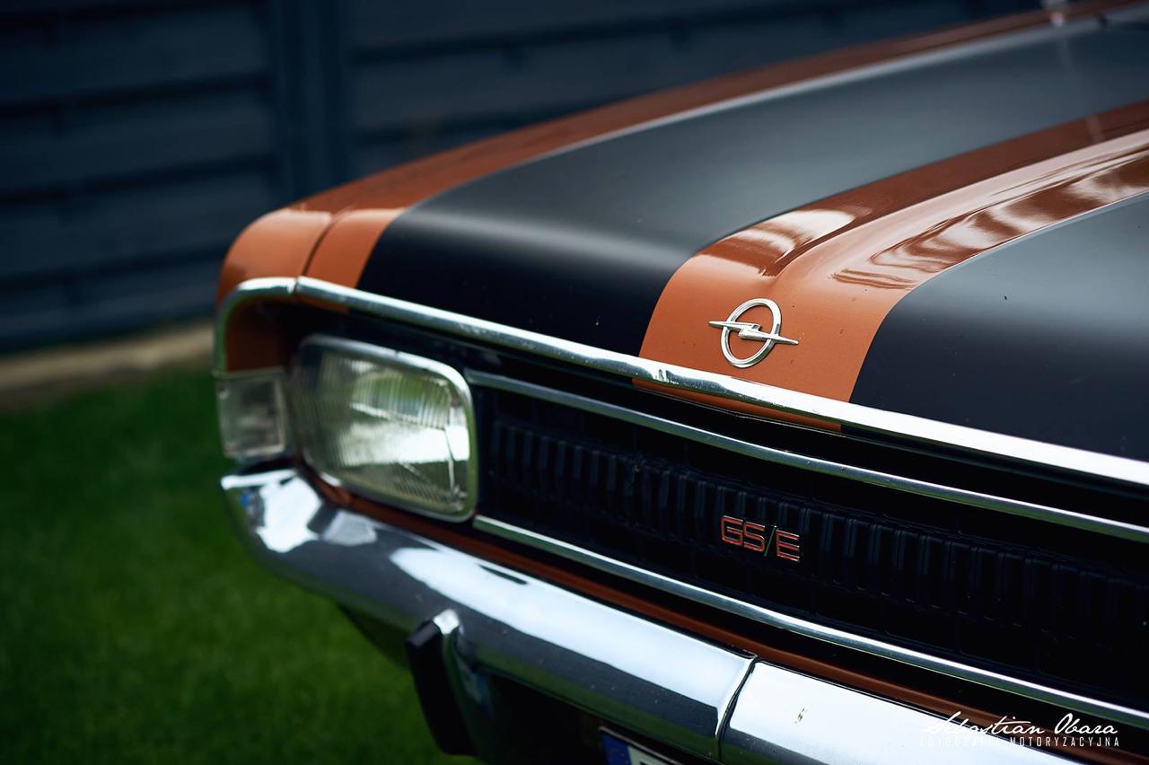 '70 Opel Commodore GS/E coupé... Amélioré ! 30