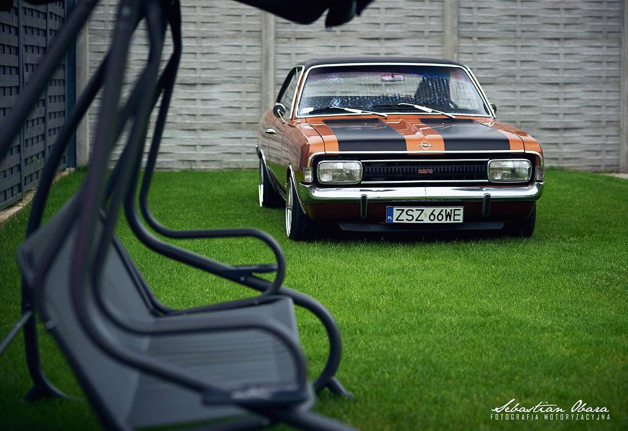'70 Opel Commodore GS/E coupé... Amélioré ! 33