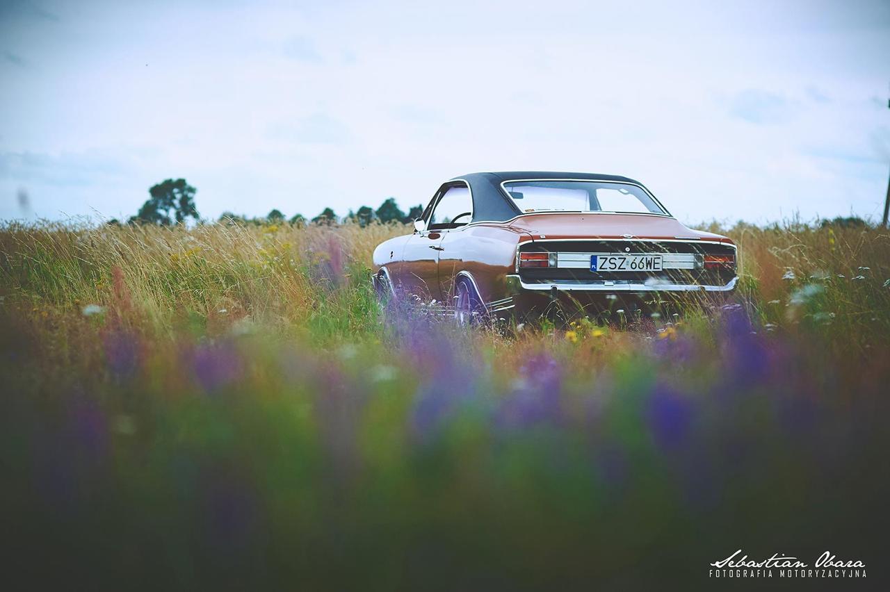 '70 Opel Commodore GS/E coupé... Amélioré ! 34