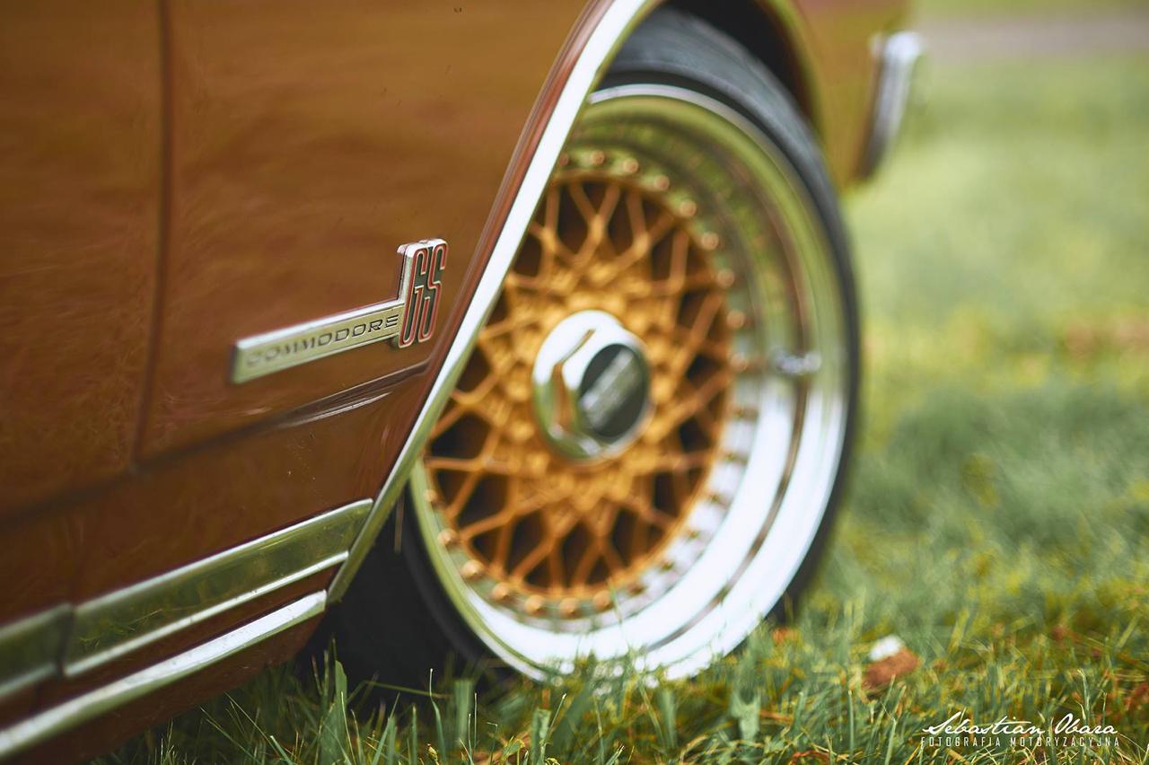 '70 Opel Commodore GS/E coupé... Amélioré ! 2
