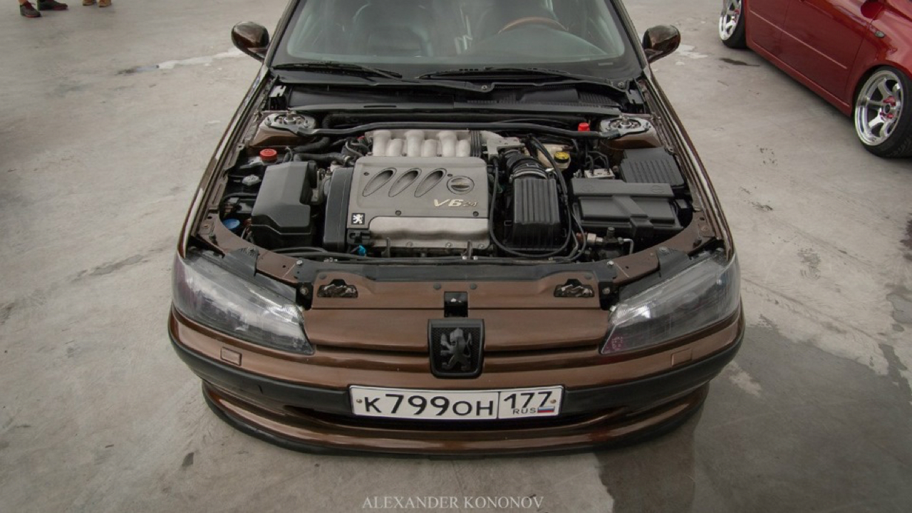 Bagged Peugeot 406... Voiture familiale ? 24