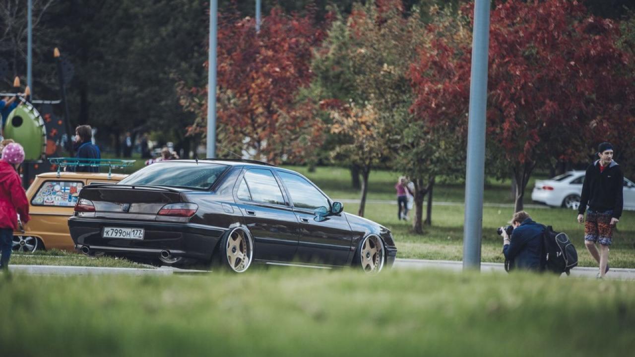 Bagged Peugeot 406... Voiture familiale ? 23