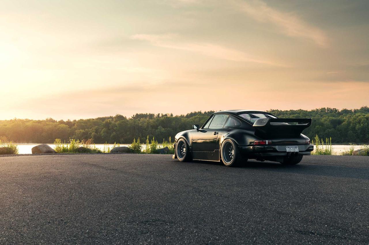 Porsche 911 K20 Swap... En Vtec Turbo ! 27