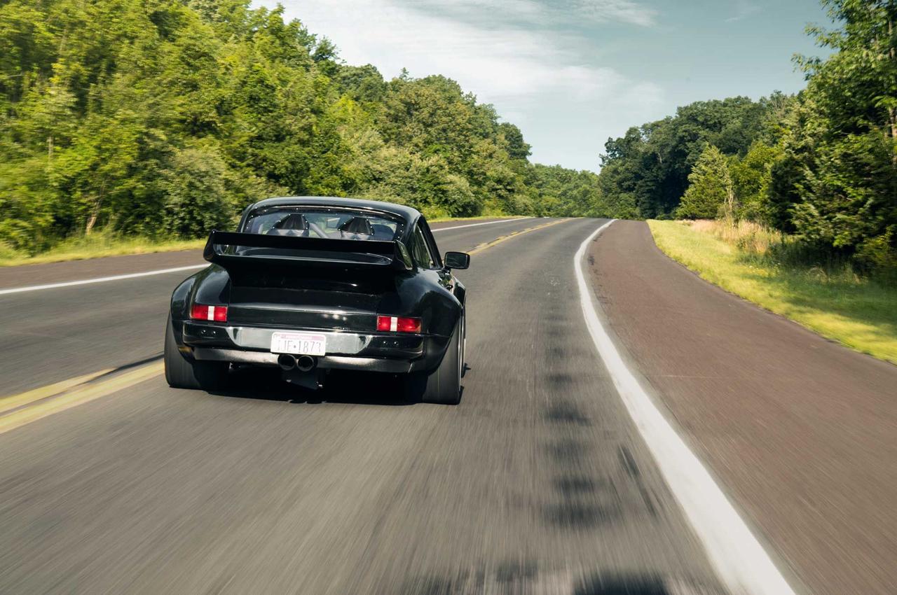 Porsche 911 K20 Swap... En Vtec Turbo ! 41