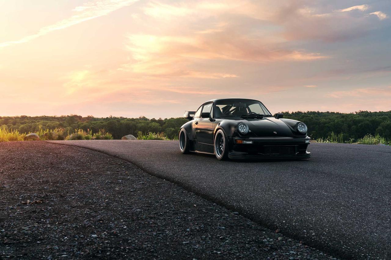 Porsche 911 K20 Swap... En Vtec Turbo ! 33