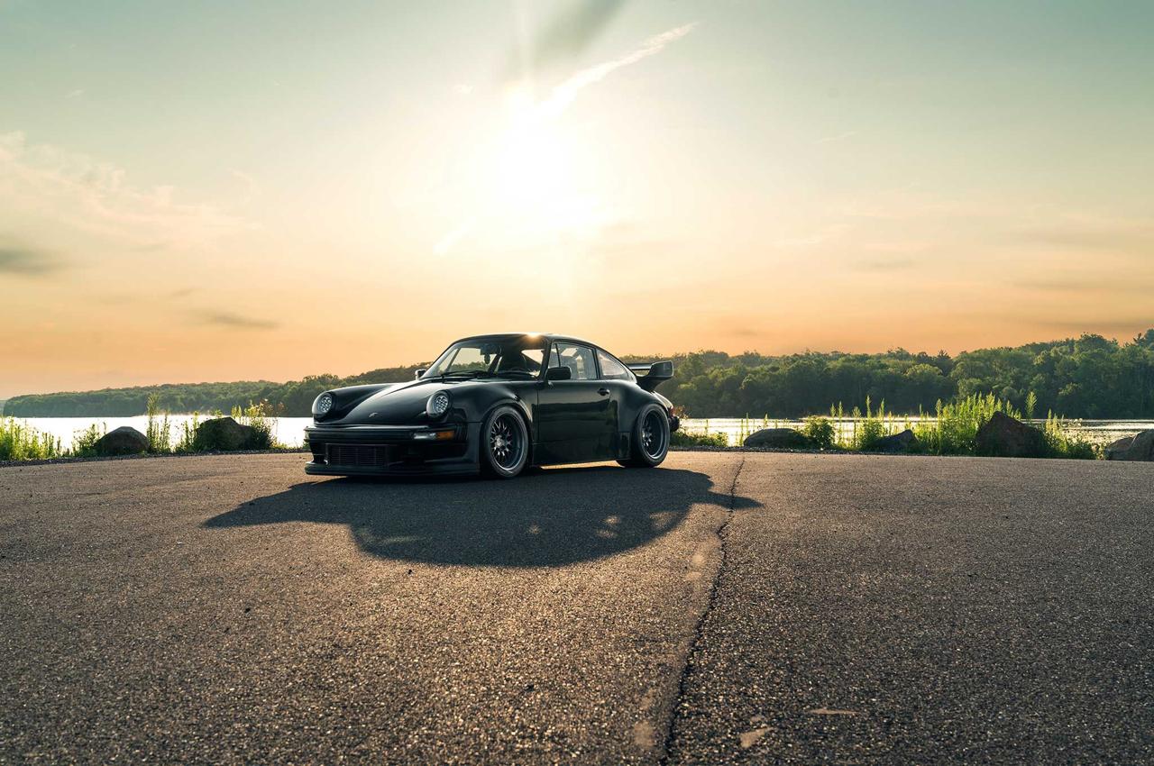 Porsche 911 K20 Swap... En Vtec Turbo ! 35