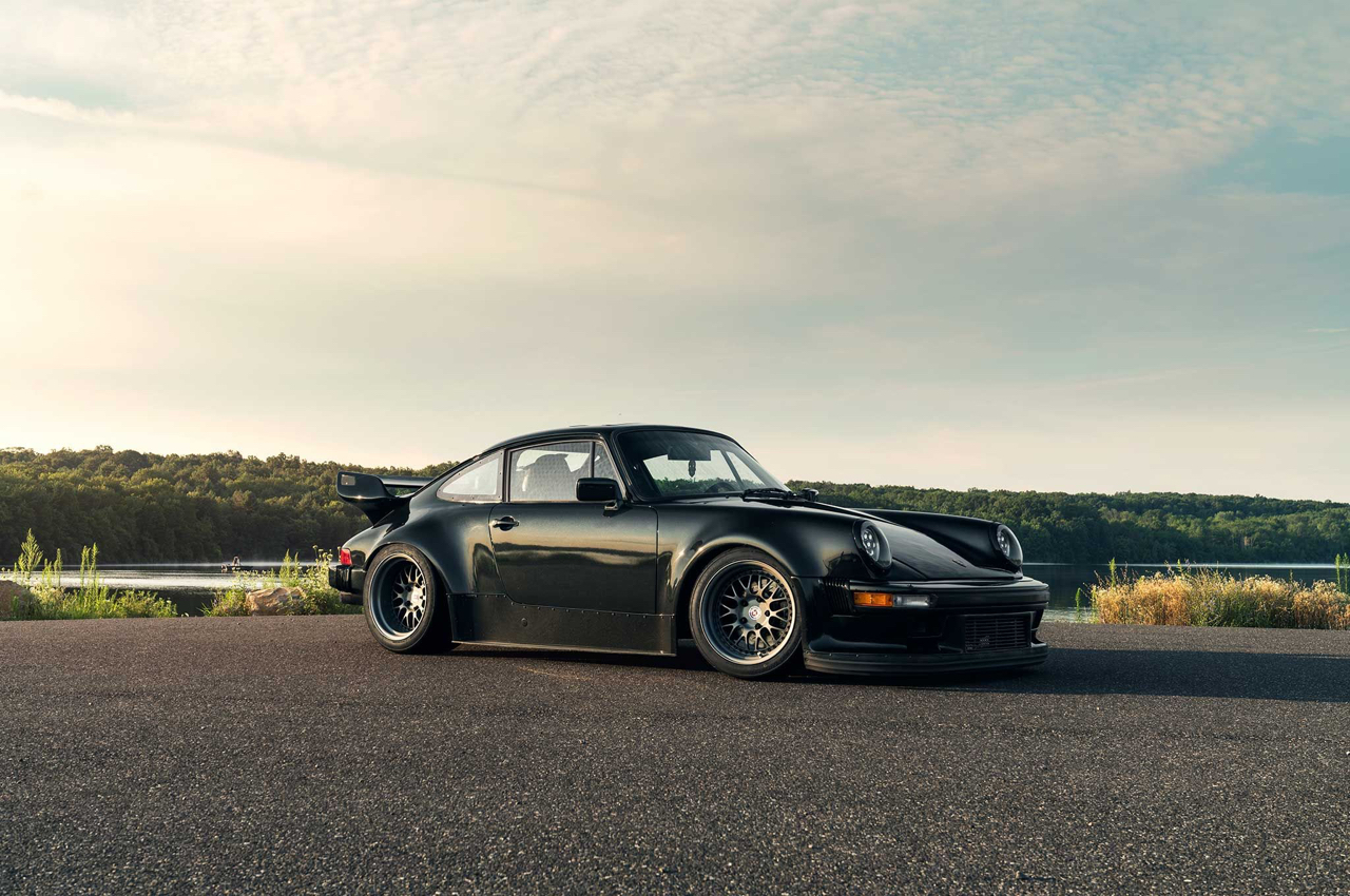 Porsche 911 K20 Swap... En Vtec Turbo ! 36