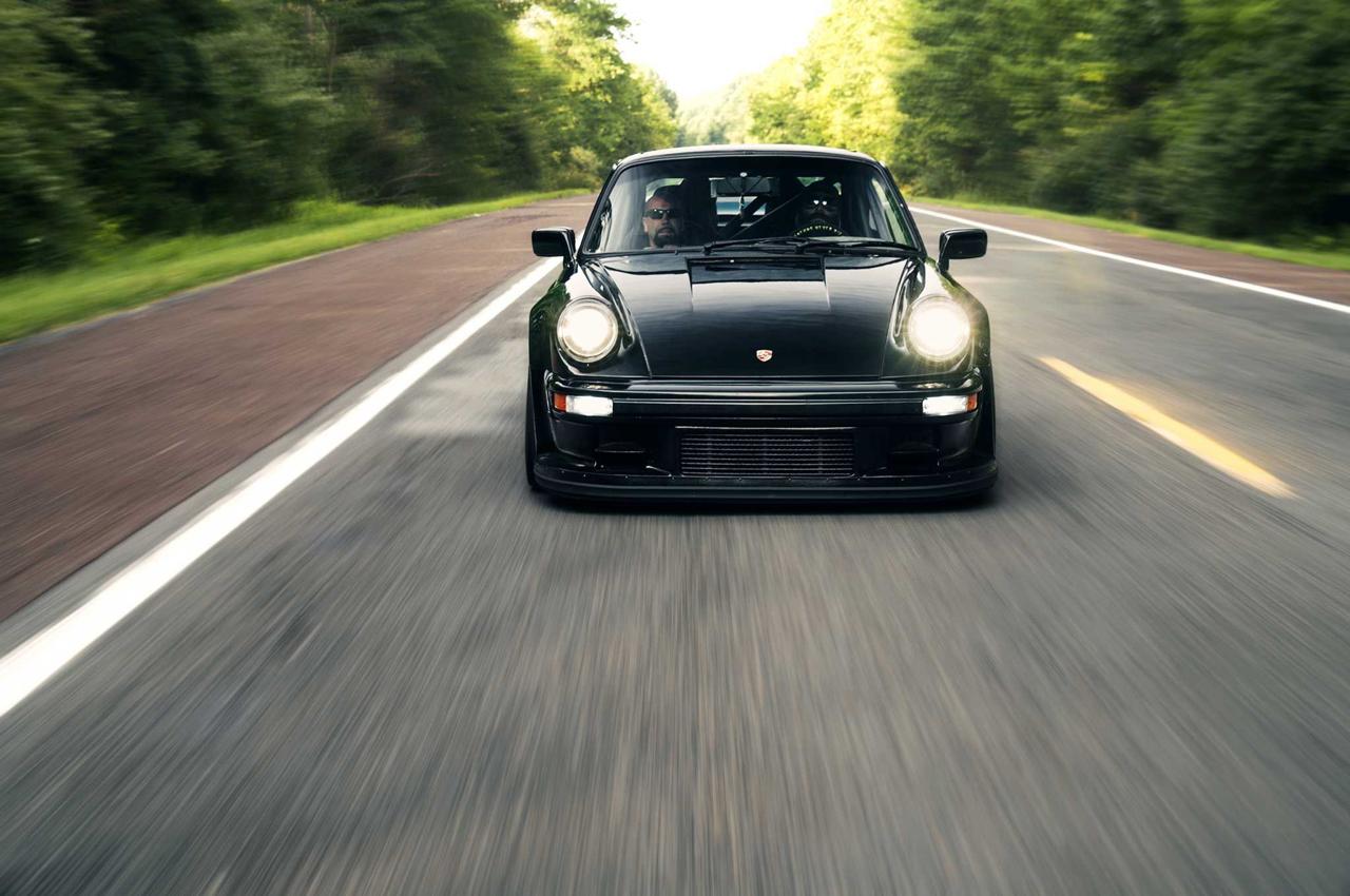 Porsche 911 K20 Swap... En Vtec Turbo ! 34