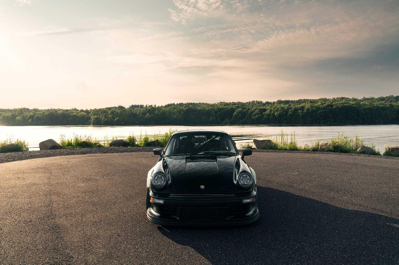 Porsche 911 K20 Swap... En Vtec Turbo ! 40