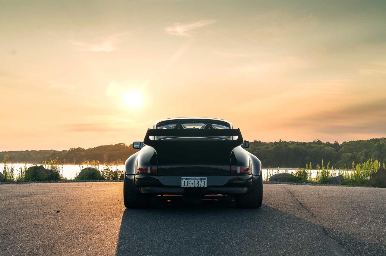 Porsche 911 K20 Swap... En Vtec Turbo ! 39