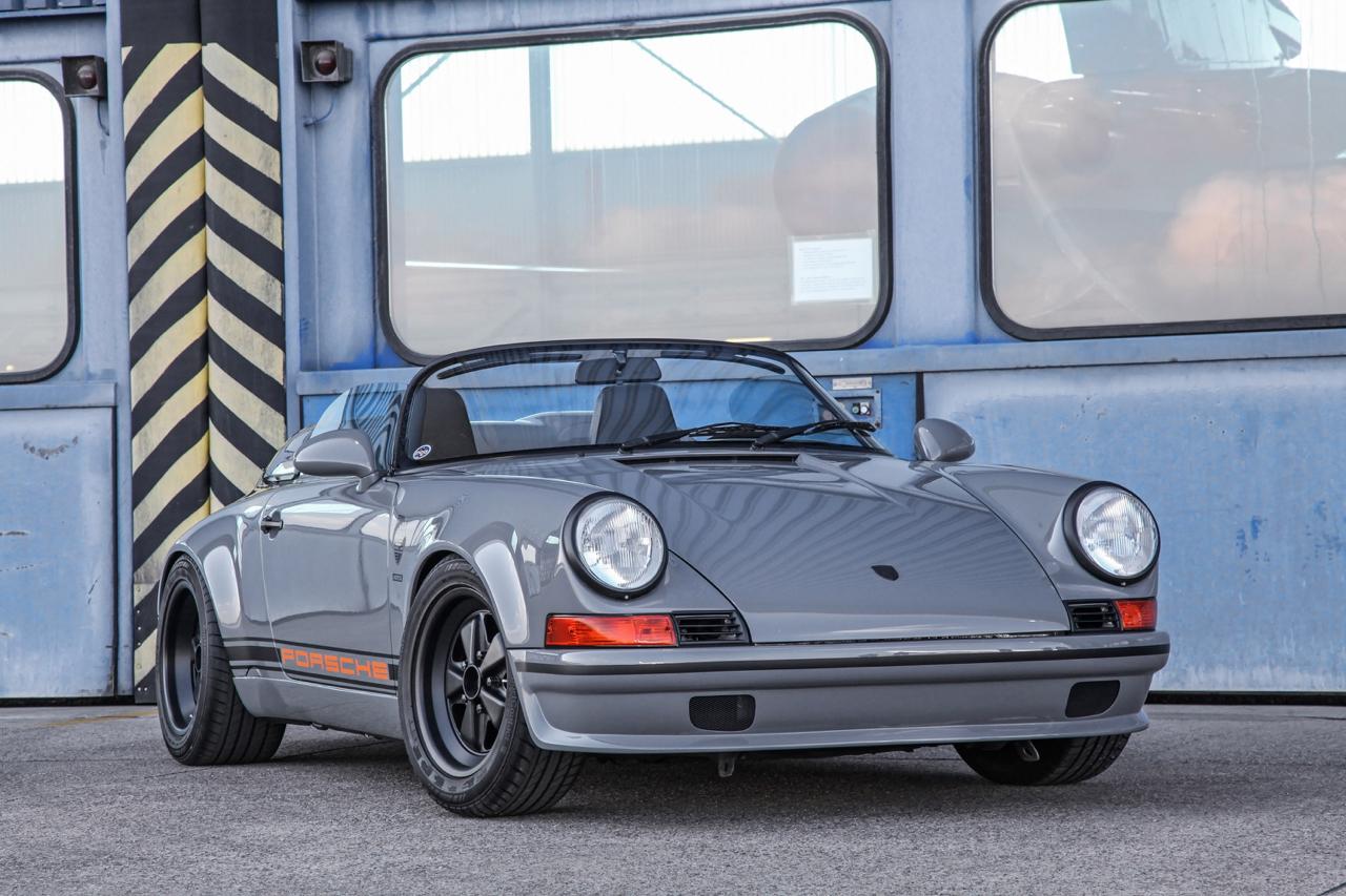 """Porsche 911 Speedster - DP Motorsport """"Phantom Speedster"""" 27"""