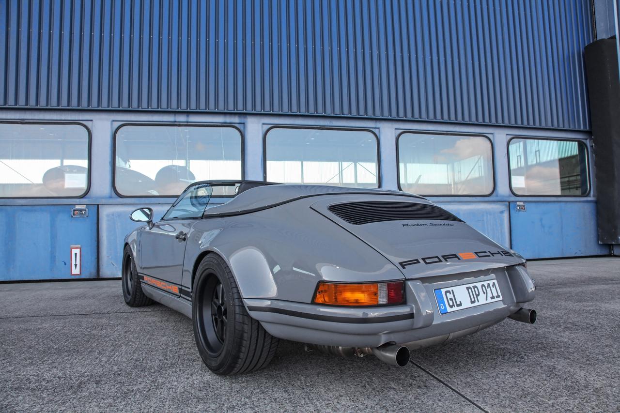 """Porsche 911 Speedster - DP Motorsport """"Phantom Speedster"""" 23"""