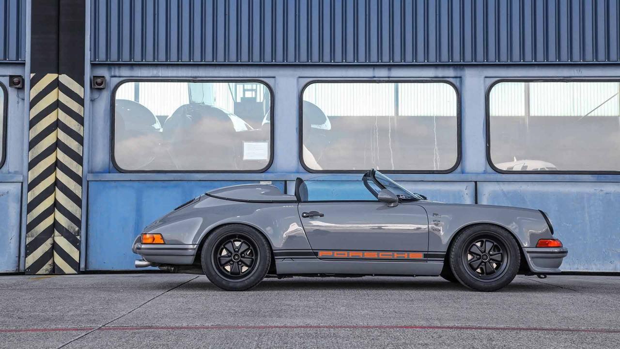 """Porsche 911 Speedster - DP Motorsport """"Phantom Speedster"""" 25"""