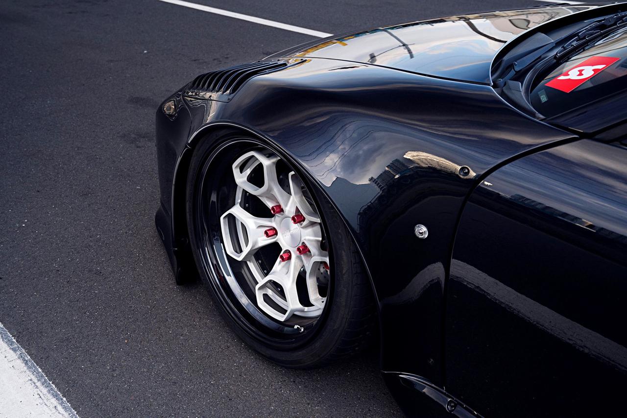 Porsche 997 Old & New : Elle enlève le haut ! 42