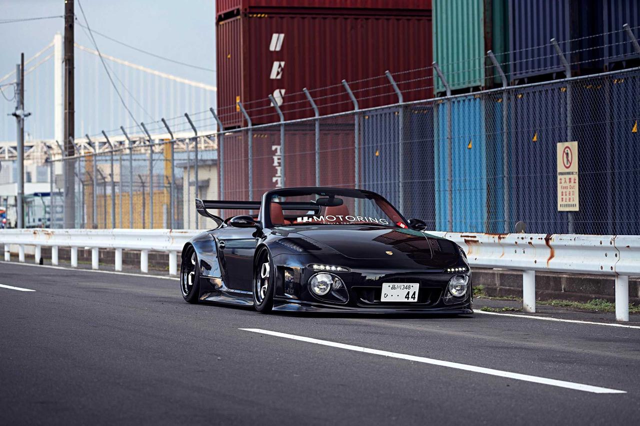Porsche 997 Old & New : Elle enlève le haut ! 40