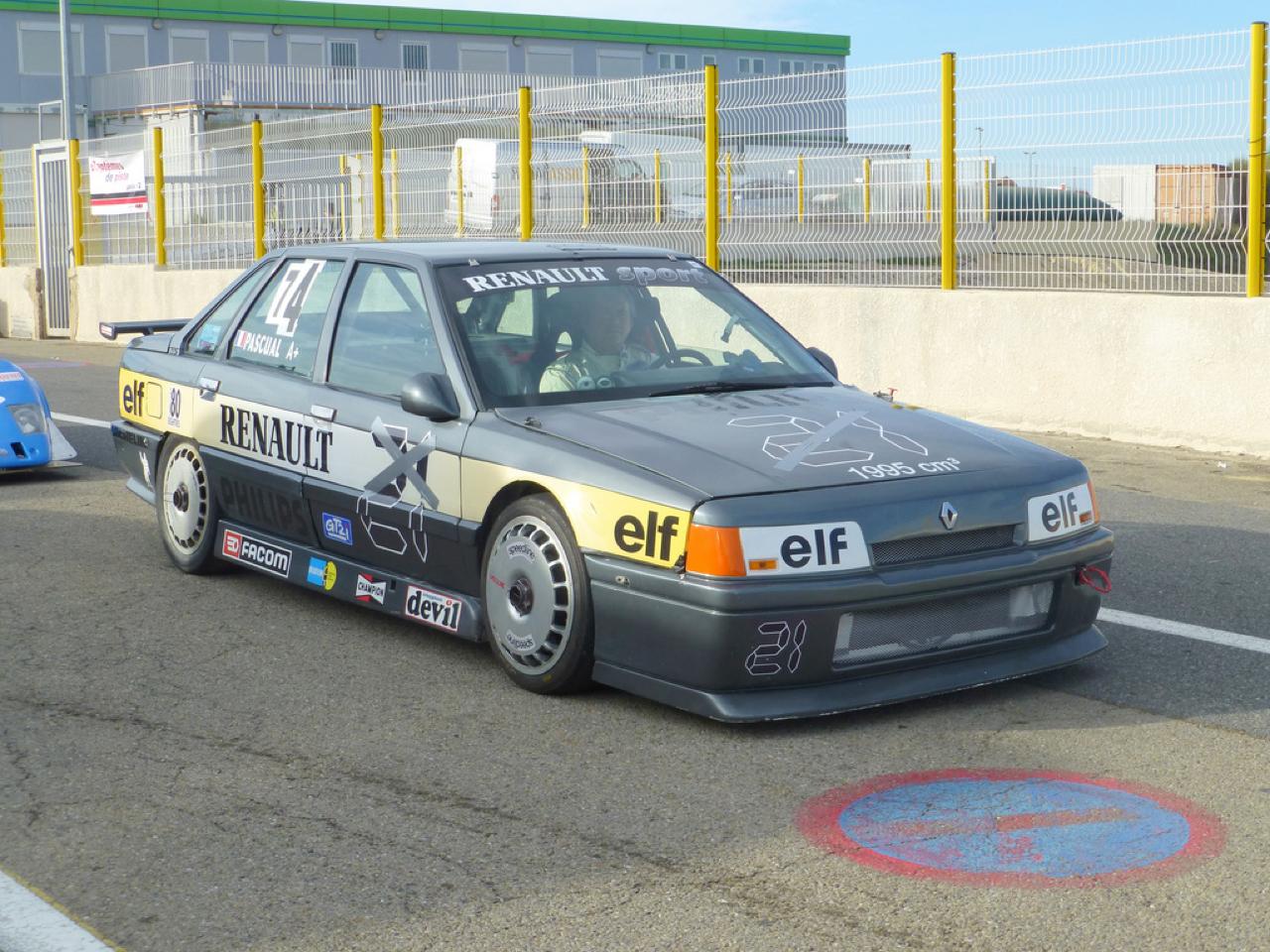 R21 Turbo Europa Cup... Pas si ringarde que ça ! 6