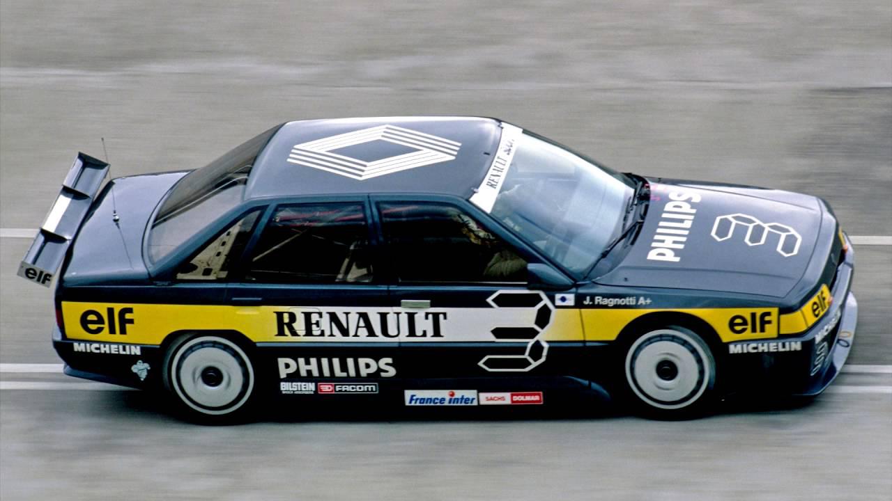 R21 Turbo Europa Cup... Pas si ringarde que ça ! 3
