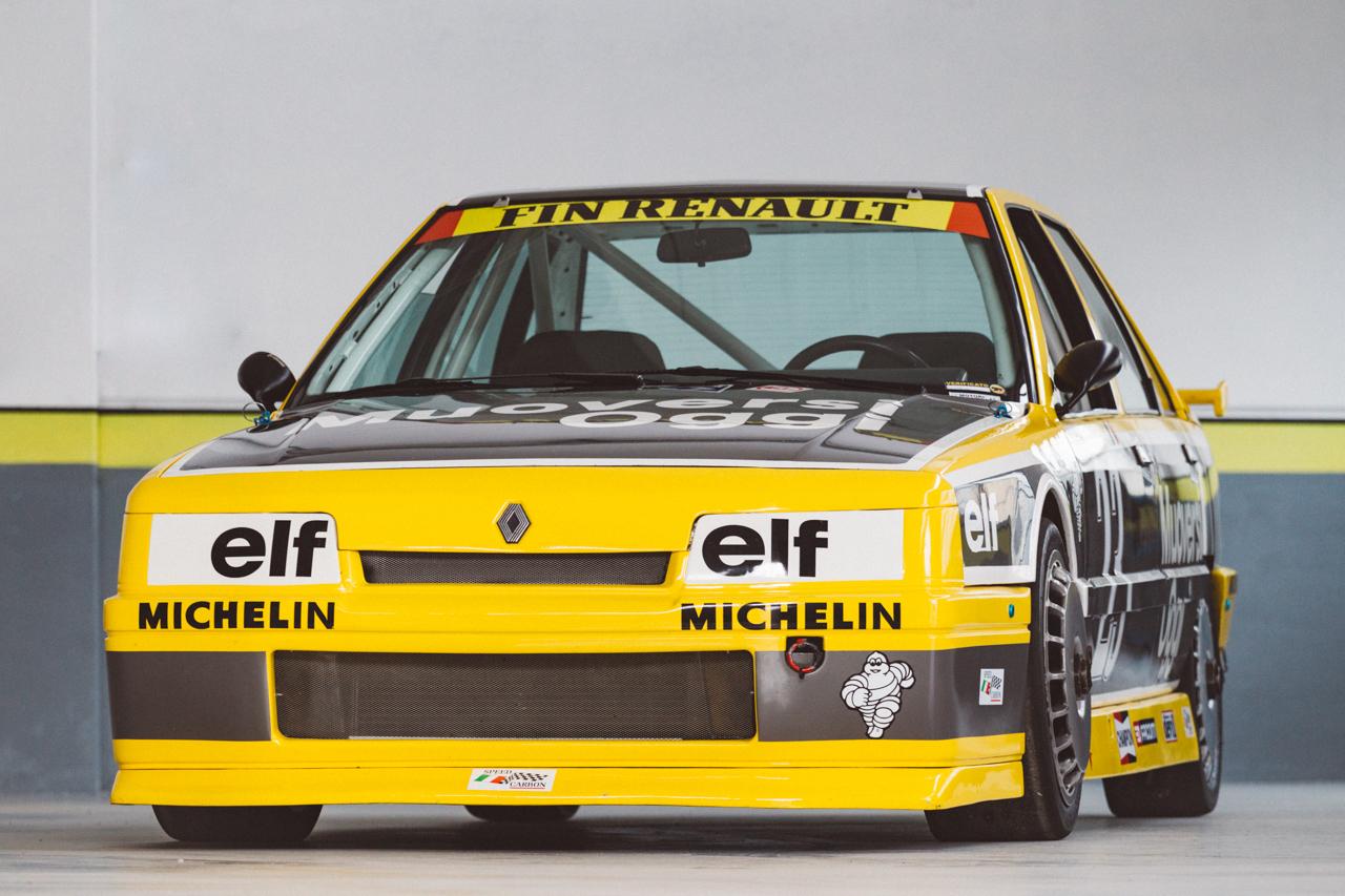 R21 Turbo Europa Cup... Pas si ringarde que ça ! 1