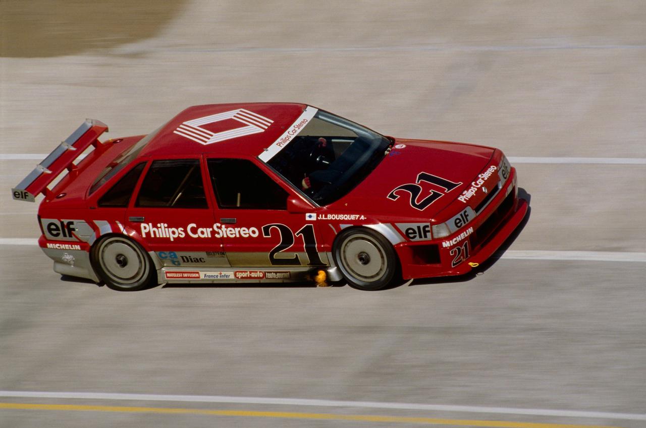 R21 Turbo Europa Cup... Pas si ringarde que ça ! 4