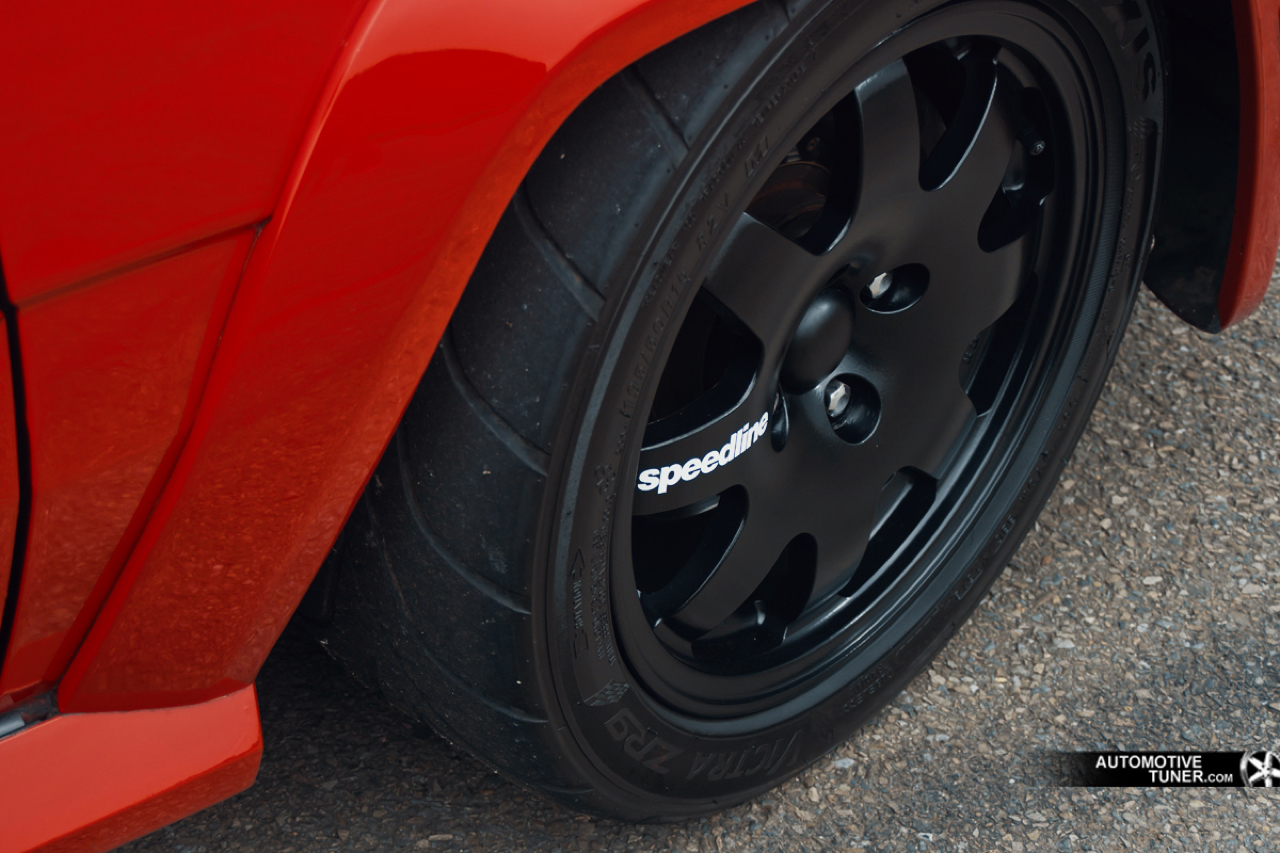 R5 GT Turbo : Red bomb ! 9