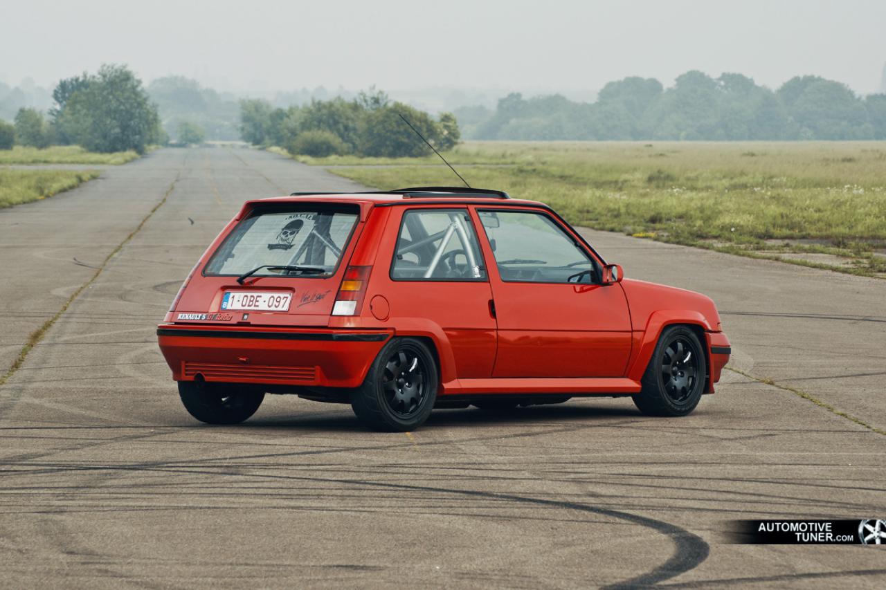 R5 GT Turbo : Red bomb ! 2