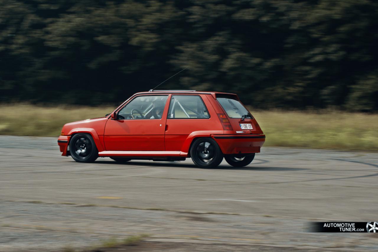 R5 GT Turbo : Red bomb ! 10
