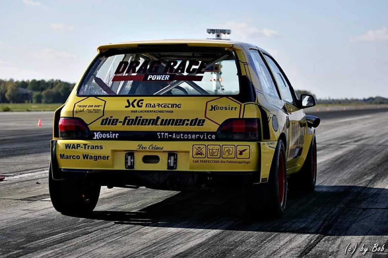 Renault Clio VR6 Turbo 4x4... Quand la française avale une allemande ! 14