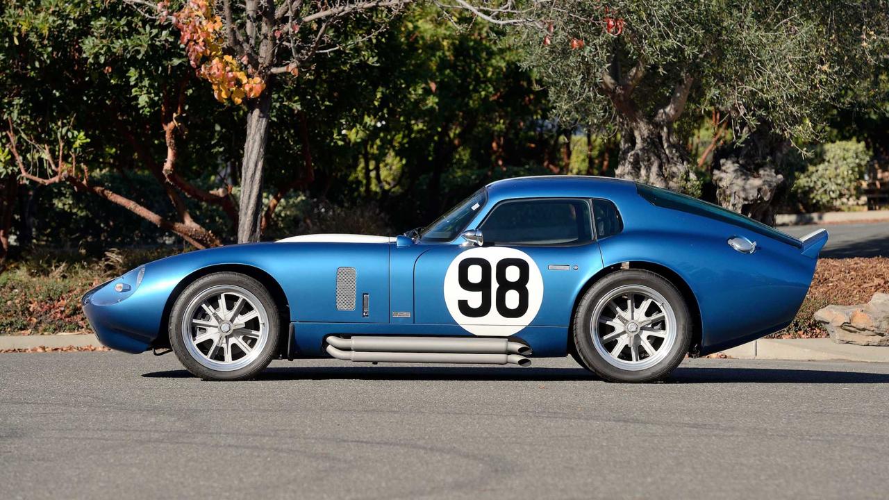Shelby Daytona - Super Cobra ! 8