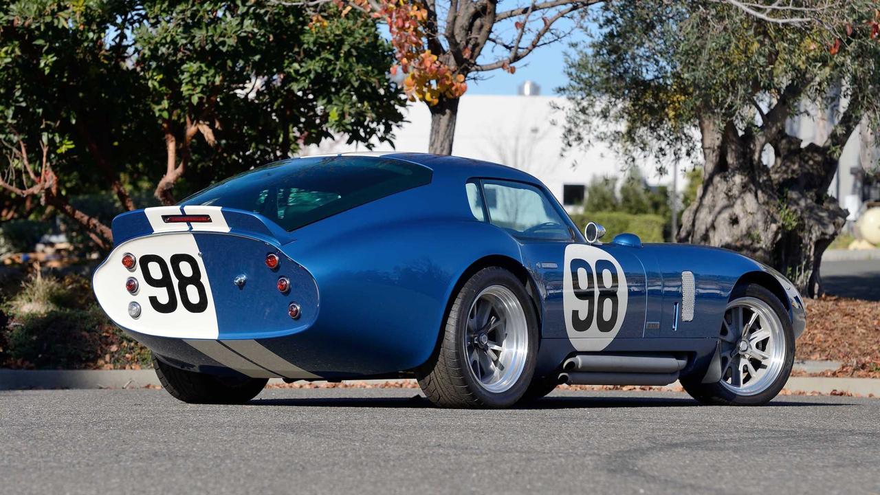 Shelby Daytona - Super Cobra ! 21