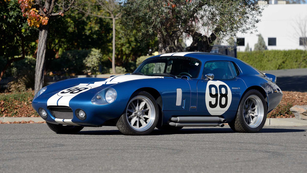Shelby Daytona - Super Cobra ! 2