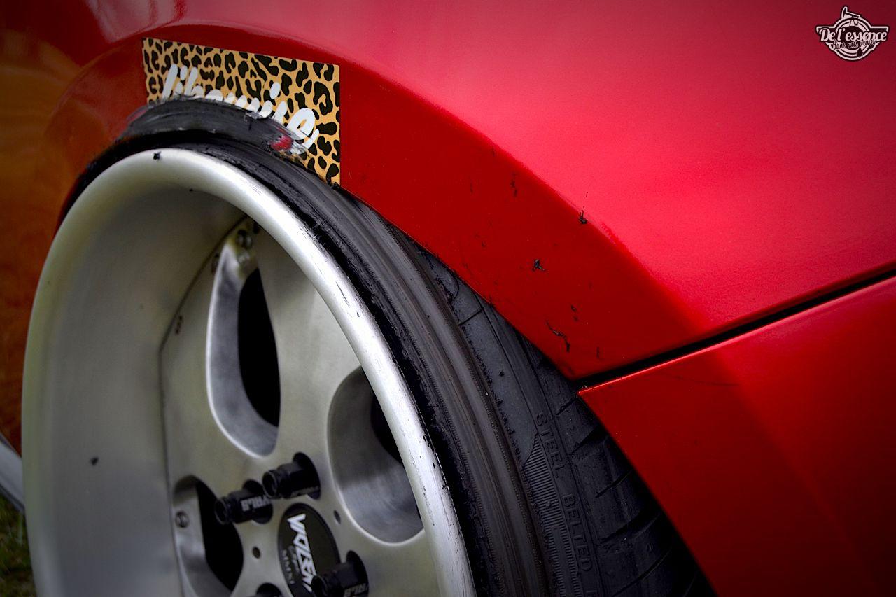 Spring Event #5 - La Toyota GT86 de Jimmy - Rouge, et en rase-motte 64